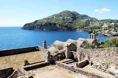 Ischia art and nature Royalty Free Stock Photography