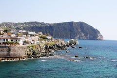 Ischia coast Stock Images