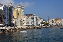 Ischia eiland royalty-vrije stock fotografie
