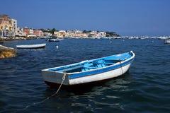 Ischia eiland Royalty-vrije Stock Afbeeldingen