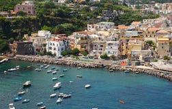 Ischia eiland Stock Foto's