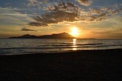 Ischia eiland Royalty-vrije Stock Foto