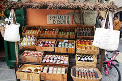 Ischia food Stock Images