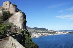 Ischia history Stock Photography