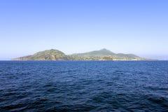 Ischia-Insel stockfotografie