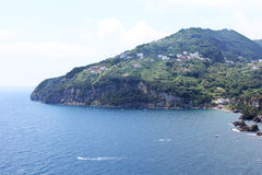 Ischia, Italië Royalty-vrije Stock Afbeelding