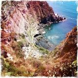 Ischia Italien Arkivfoto
