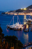 Ischia nights Stock Photography