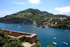 Ischia Ponte Stock Photos