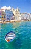 Ischia Ponte, Italy Royalty Free Stock Image