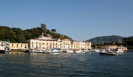 Ischia Porto. Royalty Free Stock Photo