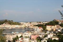 Ischia Porto. Royalty Free Stock Photos