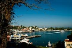 ischia porto Стоковое Изображение RF