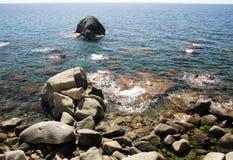 Ischia rocks Royalty Free Stock Image