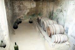 Ischia wina loch Obrazy Royalty Free