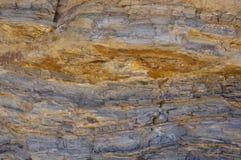 Ischigualasto-Felsformationen in Valle-De-La Luna, Argentinien Stockbild