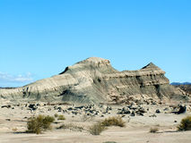 Ischigualasto National Park Stock Image