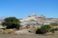 Ischigualasto national park landscape, Argentina Stock Photography