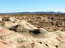 Ischigualasto Nationalpark Stockbild