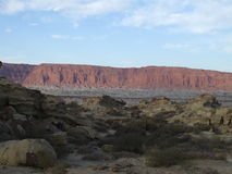 Ischigualasto Park Argentina. South America Royalty Free Stock Photography