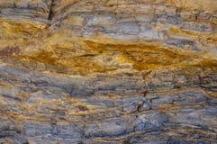 Ischigualasto rock formations in Valle de la Luna, Argentina Stock Photos