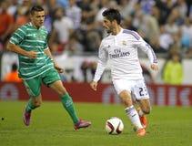 Isco Alarcon Real Madrid fotografia stock