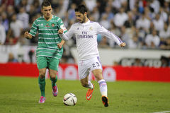 Isco Alarcon of Real Madrid Stock Photography