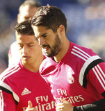 Isco Alarcon of Real Madrid Royalty Free Stock Image