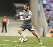 ISCO Alarcon van Real Madrid Stock Fotografie