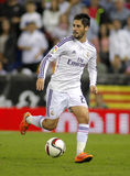 ISCO Alarcon von Real Madrid Lizenzfreie Stockfotografie