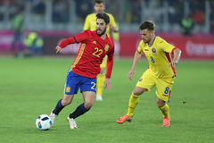 Isco and Mihai Pintilii Royalty Free Stock Photography