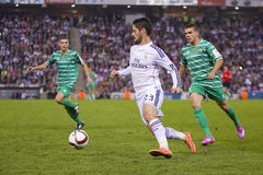 Isco of Real Madrid Royalty Free Stock Images