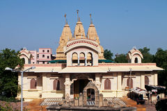 Iscon-Tempel - Indien Stockbilder