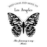Iscrizione tipografica con una farfalla Immagini Stock Libere da Diritti