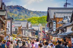 Ise, Japan Historic Streets Royalty Free Stock Photo