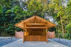 Ise Jingu Geku (tombeau d'Ise Grand - tombeau externe) en Ise City, Mie Prefecture photo stock