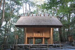 Ise Shrine Royaltyfri Foto