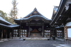 Ise Shrine Arkivfoto