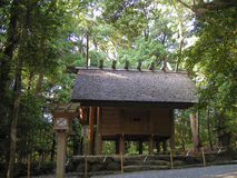 Ise Shrine Stock Photography