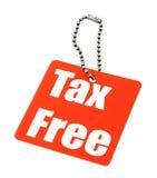 Isento de impostos Fotos de Stock Royalty Free