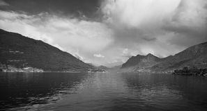 Iseo Lake Royalty Free Stock Images