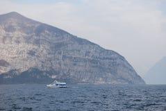 Iseo lake Arkivbild