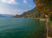 Iseo lake Stock Photos