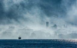 Iseo Lake royalty free stock image