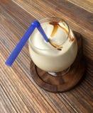 Isespressokaffe Fotografering för Bildbyråer