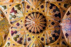 Isfahán Ali Qapu Royal Palace 11 imagen de archivo
