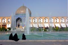 Isfahan stockfotos