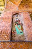 Isfahan Ali Qapu Royal Palace 06 lizenzfreies stockbild