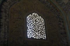 Isfahan arkitektur Arkivbilder