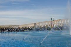 Isfahan basar Royaltyfri Bild